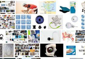 De l'oreille à l'oeil – Symposium Audio-Mobilité – ESA Aix-en-Provence – U. d'Aix-Marseille – 16-18 avr 14