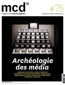 archéologies des média