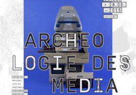 [PAMAL] Une Archéologie des Média – Exposition-recherche du PAMAL – Seconde Nature – Aix-en-Provence 20 mai – 28 juin