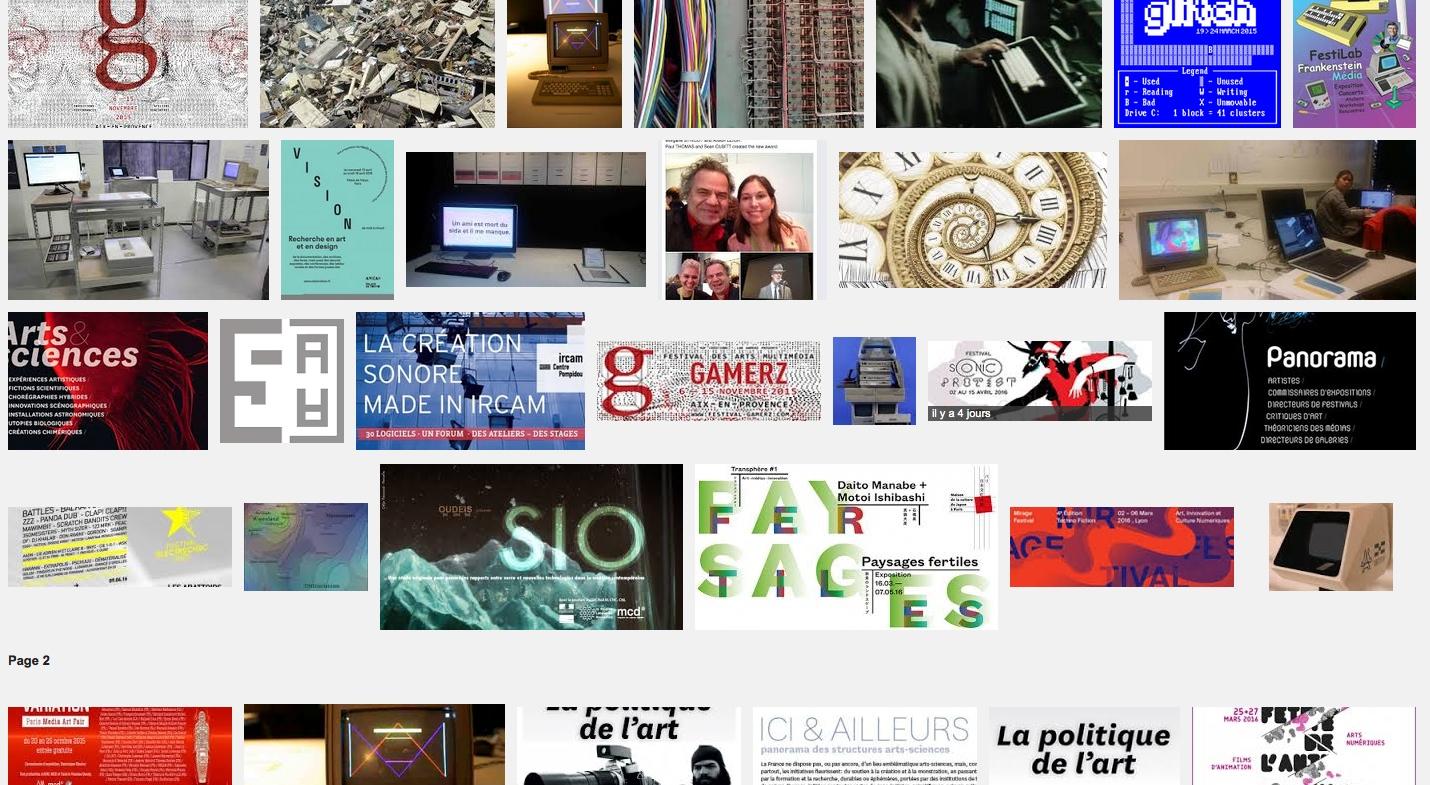 L'art média-archéologique – GAMERZ – 7 nov 15