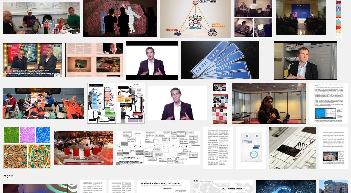 Open data et création artistique – Arles – 17 oct 14