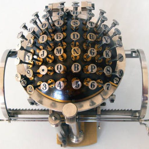 15 ans machines d'écritures