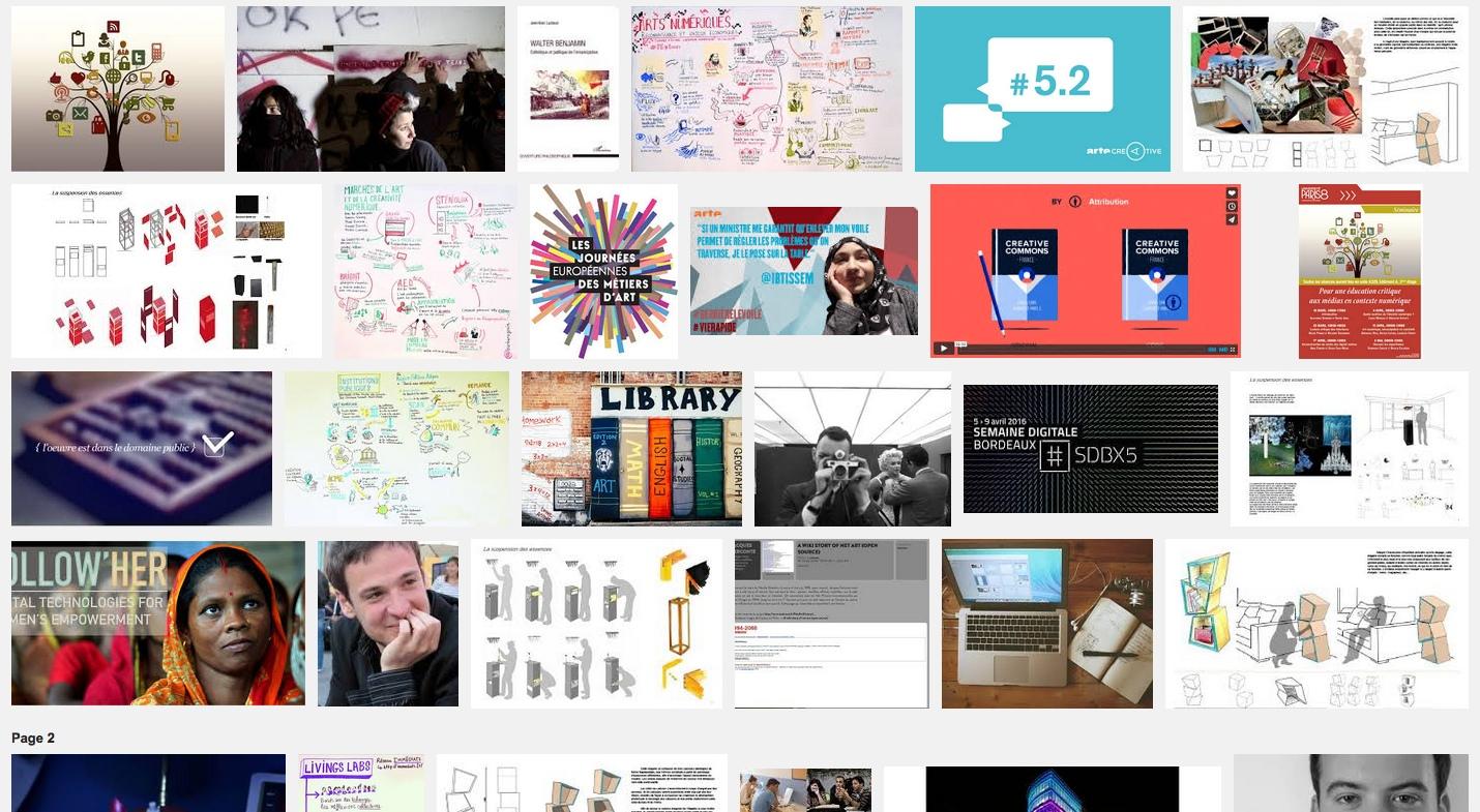 Art numérique, émancipation et créativité – U. Paris 8 – 15 avril 16
