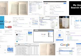 Lancement de My Google Search History (Tome 2) d'Albertine Meunier – 26 jan. 17